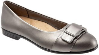 Trotters Fashion And Comfort Slip-Ons - Aubrey