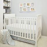 T.L.Care TL Care 3-pc. Polka-Dot & Chevron Crib Bedding Set
