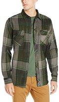 Brixton Men's Bowery Long Sleeve Flannel