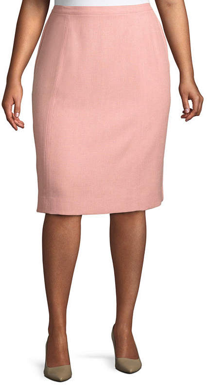 La Dolce Vita Trouser Skirt- Plus