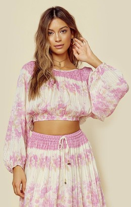 Spell & The Gypsy Collective Coco Lei Peasant Top