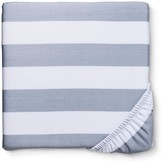 Circo Rugby Stripe Woven Fitted Crib Sheet