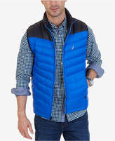 Nautica Men's Big & Tall Reversible Quilted Vest