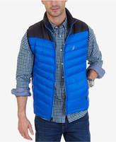 Nautica Men's Big & Tall Reversible Quilted Vest