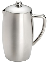Bonjour Triomphe Double Wall Stainless French Press (8-Cup)