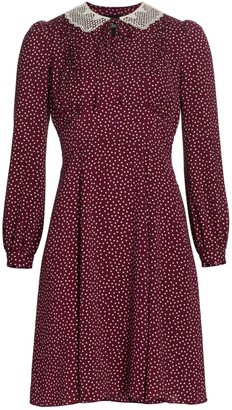 Marc Jacobs The Berlin Highneck Dress