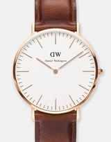Daniel Wellington Classic St Mawes Rose Gold 40mm