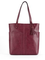 Time and Tru Kathryn Tote Bag