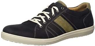Jomos Ariva, Men's Sneakers, Multi-Colored (schwarz/asphalt), 6 ()