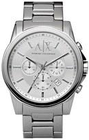 Armani Exchange Round Chronograph Watch, 45mm