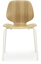 Normann Copenhagen My Chair - Oak/White