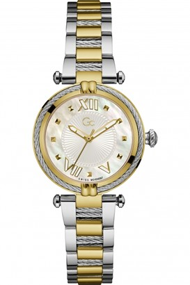 Gc Ladies Cablechic Watch Y18020L1MF