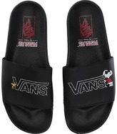 Vans Slide-On Black) Men's Slide Shoes