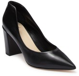 Butter Shoes Kimberly Pointed Toe Block Heel Pump