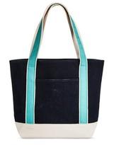 Merona Women's Small Cotton Canvas Tote Handbag