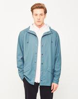 Rains Jacket Light Blue