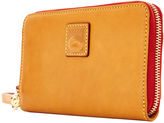 Dooney & Bourke Florentine Zip Around Phone Wristlet