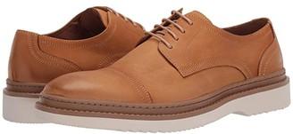 Steve Madden Darbee Oxford (Tan Nubuck) Men's Shoes