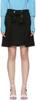 Mary Katrantzou Black Pomeroy Miniskirt