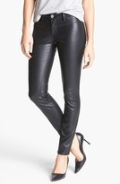Blank NYC Women's Blanknyc Faux Leather Skinny Pants