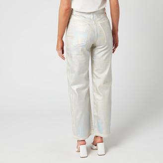 Helmut Lang Women's Factory Jeans