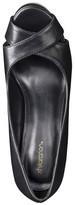 Xhilaration Women's Angela Peep Toe Pump - Assorted Colors