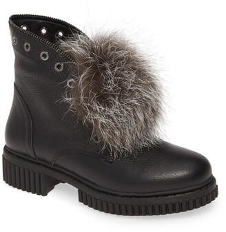 Sheridan Mia Thors Genuine Fox Fur Trim Boot