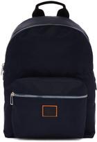 Paul Smith Navy Nylon Backpack