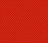 BABYBJÖRN SheetWorld Fitted Sheet (Fits Travel Crib Light) - Primary Pindots Red Woven - Made In USA - 24 inches x 42 inches (61 cm x 106.7 cm)