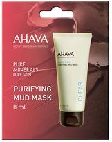 Ahava Purifying Mud Mask Single Sachet- 0.27 oz.