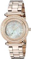 Adee Kaye Women's ON8182N-LRG/OG-C BELLO COLLECTION Analog Display Swiss Quartz Rose Gold Watch