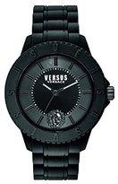Versus By Versace Men's SOY010015 Tokyo Analog Display Quartz Black Watch