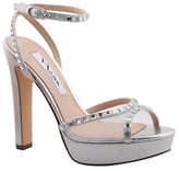Nina Myrna Platform Ankle Strap Sandals