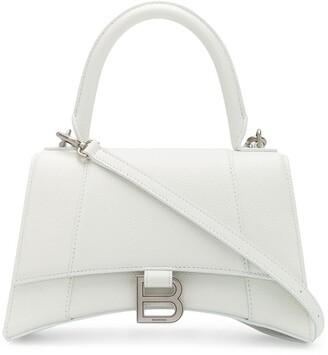 Balenciaga small Hourglass top handle bag