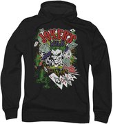 Batman Mens Jokers Wild Hoodie