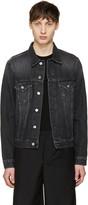Acne Studios Black Denim Who Jacket