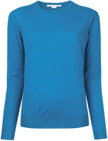 Stella McCartney classic crew neck sweater - women - Virgin Wool - 38