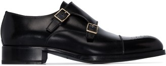 Tom Ford Edgar monk strap shoes