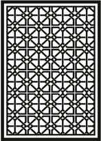 Eichholtz Webb Rug Black/Off White 170x240cm