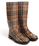 Burberry Tall Rain Boot
