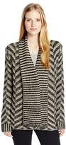 Rip Curl Women's Viper Cardigan Chunky Sweater