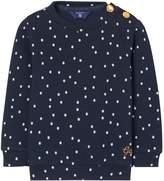 Gant Baby Girl Polka Dot Sweatshirt