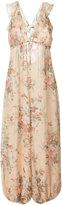 Zimmermann Aerial Flounce harem jumpsuit - women - Silk/Polyester - 0