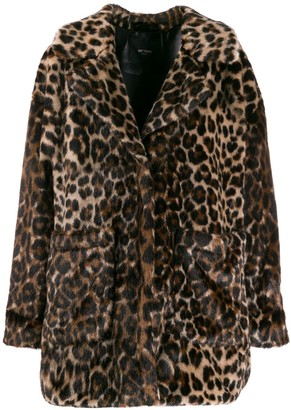 Twin-Set Leopard Coat
