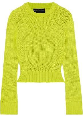 Brandon Maxwell Wool-blend Sweater