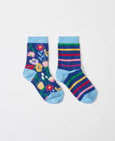 Hanna Andersson Mix A Lot Sock 2 Pack