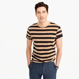 J.Crew Tall garment-dyed T-shirt in stripe