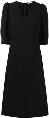 P.A.R.O.S.H. V-neck shift dress