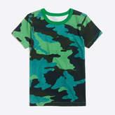 J.Crew Factory Boys' short-sleeve camo printed T-shirt