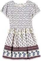 Forever 21 Girls Floral Print Dress (Kids)